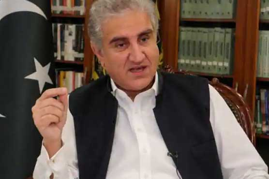 FM Shah Mahmood Qureshi to leave for Germany on Sunday