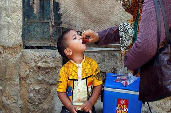 Five-day anti-polio drive starts in Balochistan