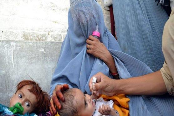 Five-day anti–polio drive begins in Balochistan