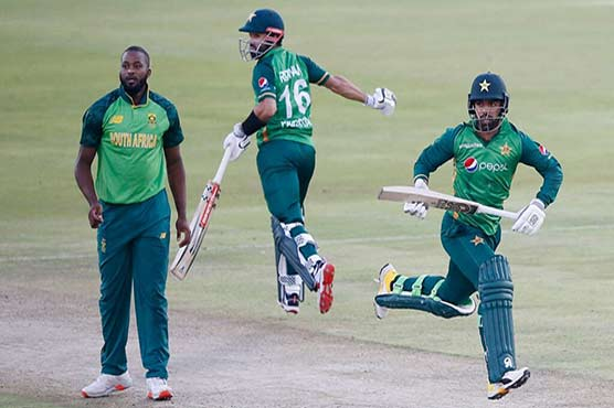 Pakistan to take on South Africa in 2nd T-20 today