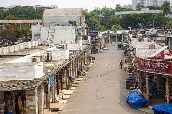 Bangladesh shuts down offices, transport amid pandemic surge