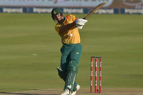 2nd T20I: South Africa crush Pakistan by six wickets to level series