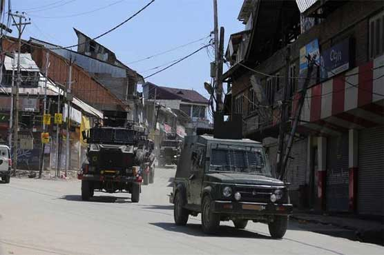 Indian troops arrest seven youth in IIOJK