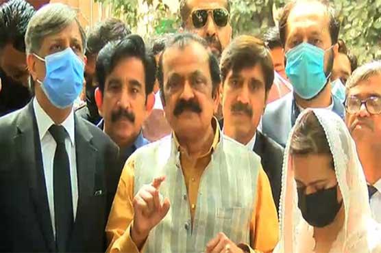 PM Imran controlling NAB: Rana Sanaullah