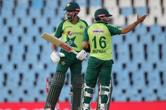 3rd T20I: Babar smashes maiden T20 ton as Pakistan beat South Africa by nine wickets