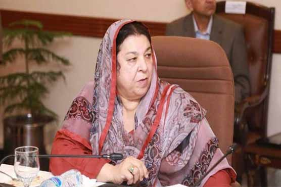 Over 750,000 people received vaccine jabs in Punjab: Yasmin Rashid