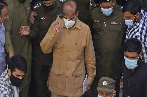 Money laundering case: Shehbaz's release on bail halted after objection by judge
