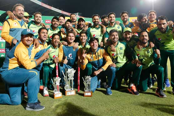 Pakistan beat South Africa in last-over thriller to clinch series