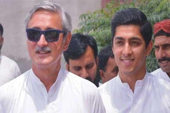 Interim bails of Jahangir Tareen, Ali Tareen extended till May 3