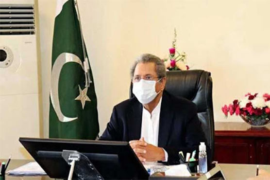 In-person classes from grade 9 to 12 to resume in staggered manner: Shafqat