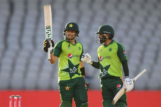 Pakistan T20I players get approval to return from Zimbabwe