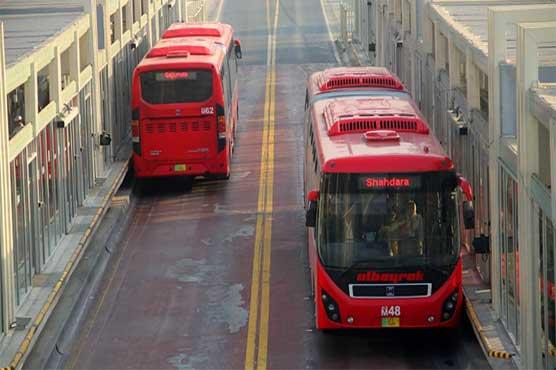 Punjab govt resumes Metro, Speedo bus service in Lahore
