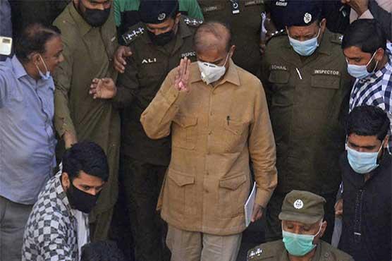 Money laundering case: LHC bench hears Shehbaz Sharif's bail matter