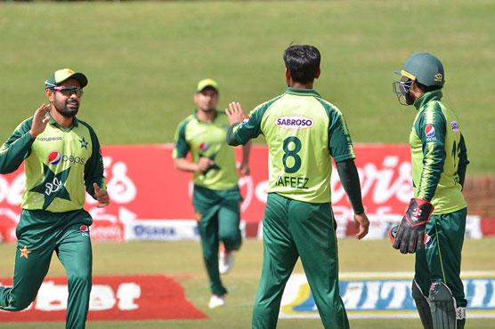 Pakistan clinch 11-run win against Zimbabwe in first T20I