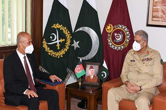 Our goal is peaceful, independent, democratic and stable Afghanistan: COAS