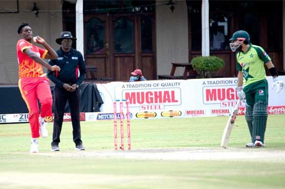 Zimbabwe beat Pakistan by 19 runs in second T20I, level series 1-1