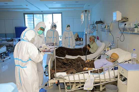Islamabad's PIMS Hospital at capacity amid surging Covid-19 cases