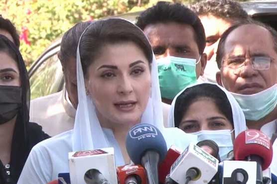 Major group within PTI in touch with PML-N, other parties, claims Maryam