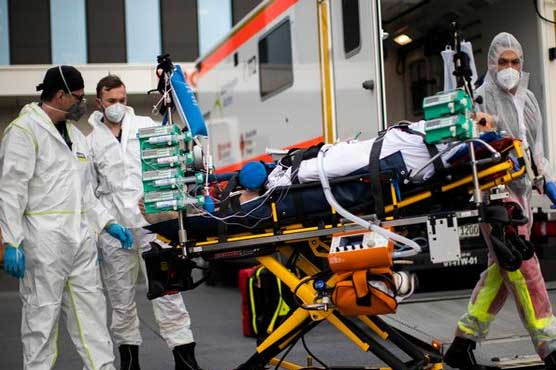 Belgium asks Germany for help relieving exhausted hospitals