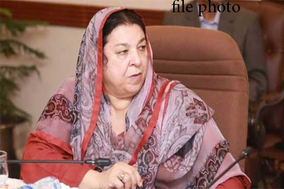Dr Yasmin expresses satisfaction over oxygen availability in Punjab