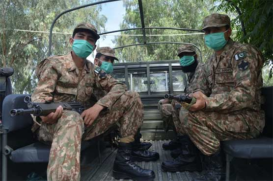 Coronavirus outbreak: Notification to take Pakistan Army's assistance issued