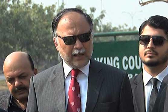 Govt leaves people at mercy of coronavirus: Ahsan Iqbal