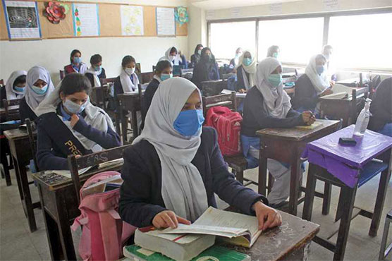 Classes from grade 9 to 12 suspended in 25 districts of Punjab