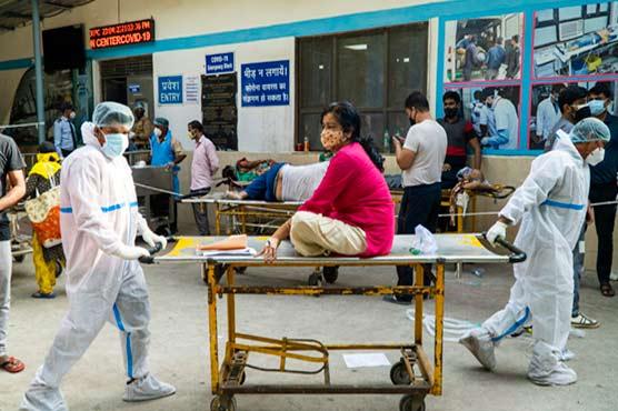 US, Britain rush supplies to virus-stricken India
