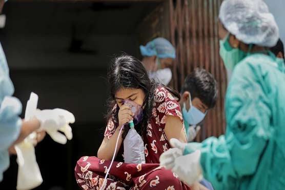 Global pledges of help for Covid-stricken India