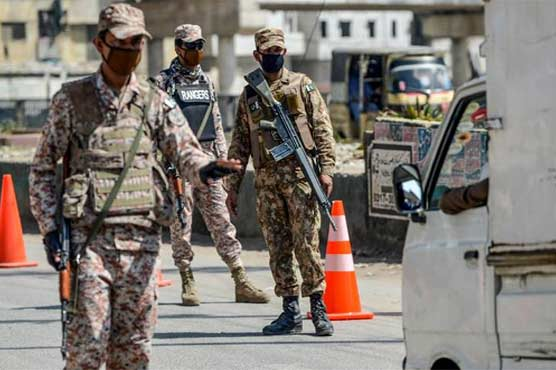 Army takes control of Lahore to implement Covid-19 SOPs