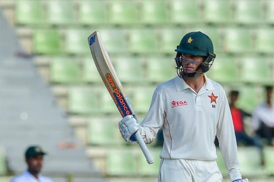 Zimbabwe announce 16-player squad for Pakistan Tests