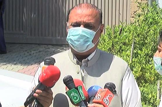 Will present our point of view to PM Imran in today's meeting: Raja Riaz