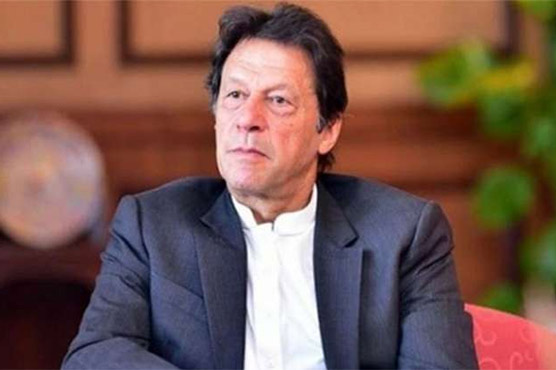PM Imran expresses concern over increasing cases of coronavirus