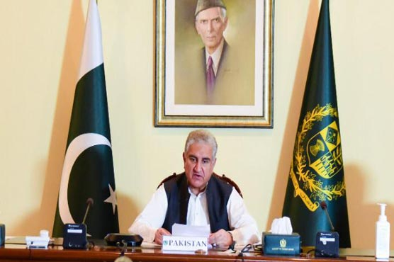 FM emphasizes on joint cooperation in fight against COVID-19