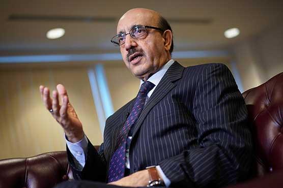 Sardar Masood asks Delhi to open a humanitarian corridor towards IIOJK
