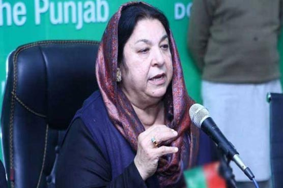 Vaccination process smoothly underway in Punjab: health minister