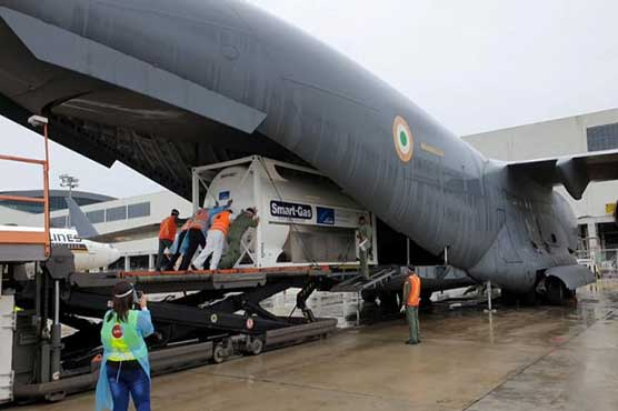 India gets some medical supplies as COVID-19 deaths near 200,000