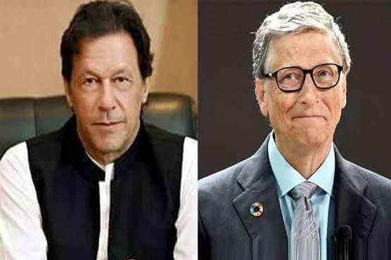 PM, Bill Gates discuss latest status of COVID-19 pandemic, anti-polio drive