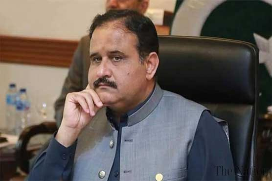 Buzdar expresses concern over increasing number of COVID-19 cases