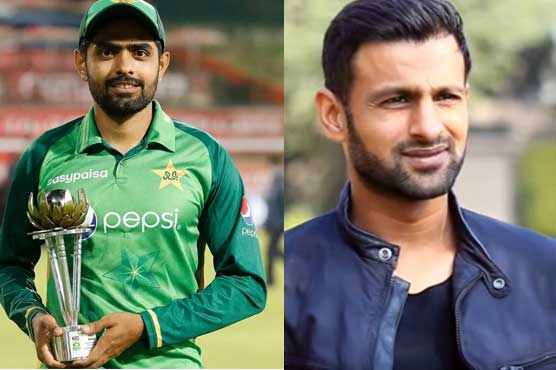 Babar dismisses Shoaib's criticism of being powerless captain