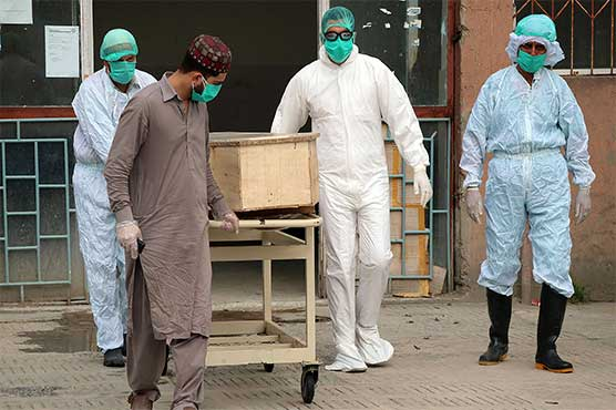 Pakistan reports 151 deaths by coronavirus, 5,480 new cases in 24 hours