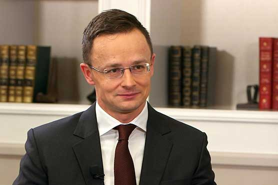 Hungarian FM to pay official visit to Pakistan on Friday