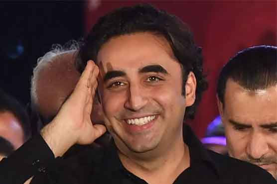 Bilawal thanks people after PPP's victory in NA-249 by-poll