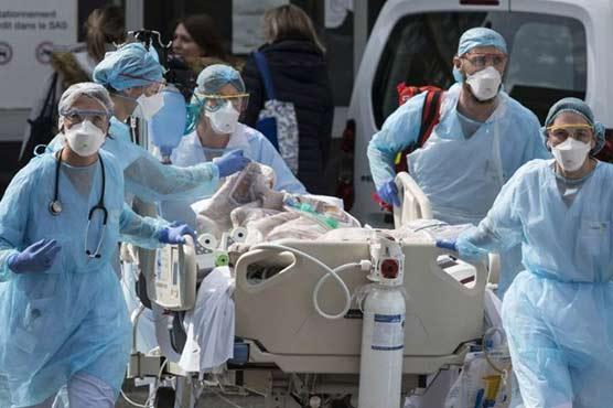 Worldwide Covid-19 cases pass 150 million