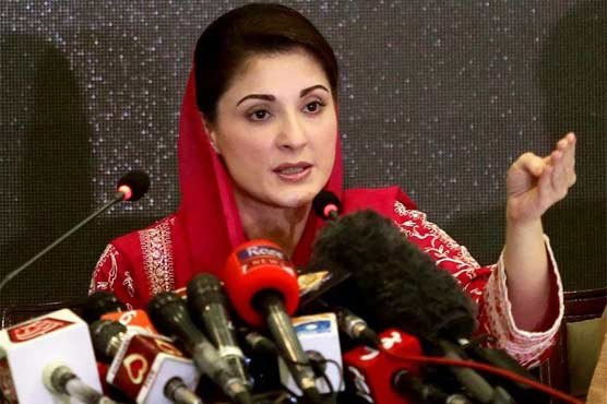 Every outcome of rigging will be challenged till the end: Maryam Nawaz