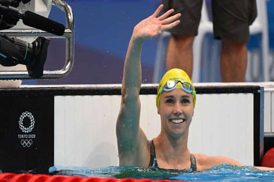 History for McKeon as Australia win Olympic 4x100m medley relay