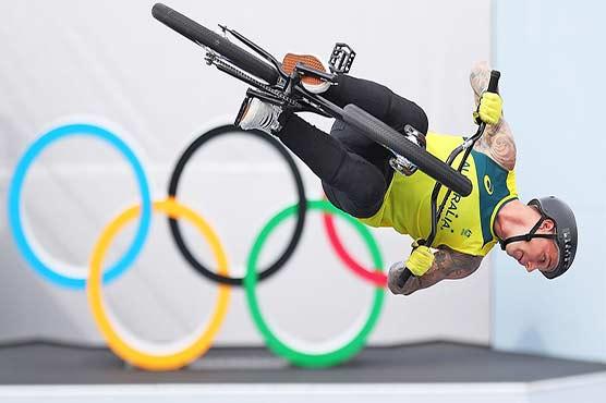اولمپکس 2020: آسٹریلیا اور برطانیہ نے سائیکلنگ میں گولڈ میڈل جیت لیا