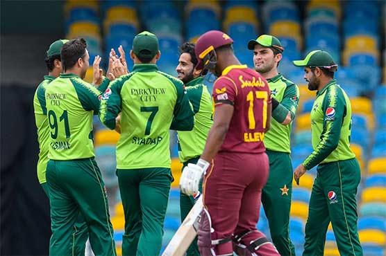 Pakistan Vs West Indies 3rd T20I: Rain stops play