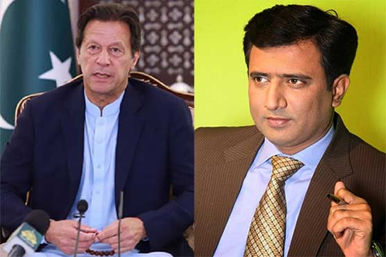 Corrupt leaders scared of free media, PM tells journalist Habib Akram during live call