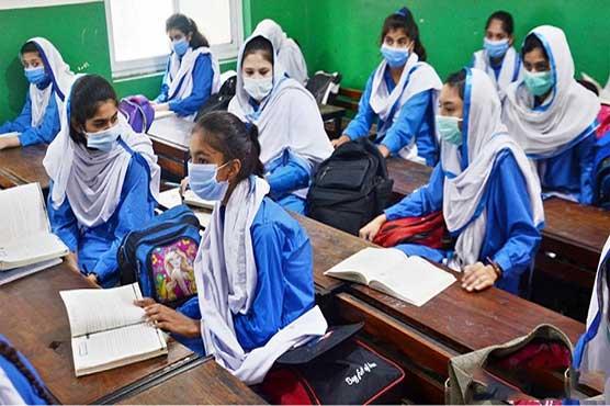 Schools across Punjab reopen amid spike in coronavirus cases